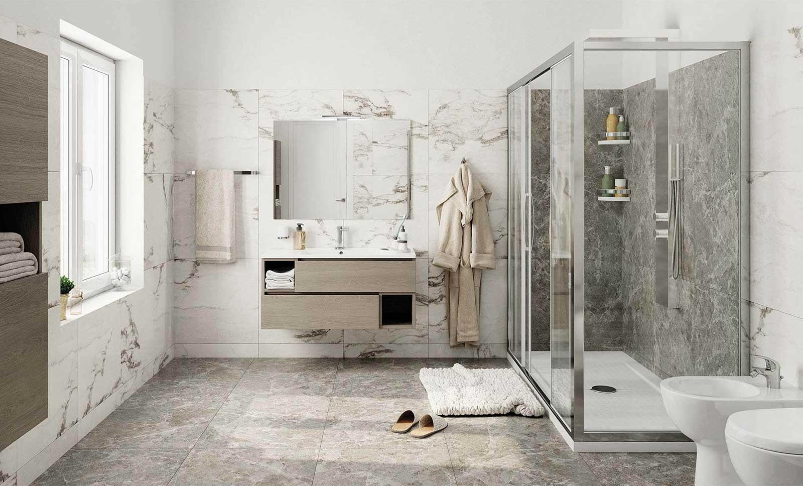 Ristrutturazione Completa Del Bagno : Ristrutturazione completa del bagno in 5 giorni bagnitaliani