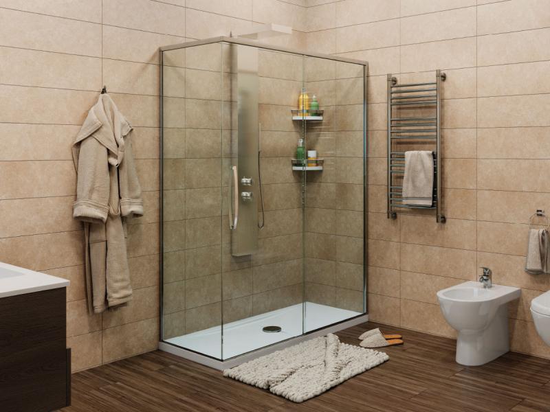 Ristrutturazione completa del bagno in 5 giorni for Bagni economici