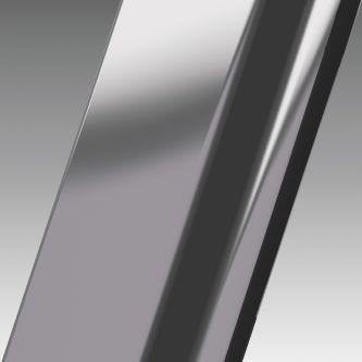 Cromo argento lucido