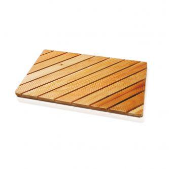 Pedana antiscivolo legno