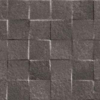 Black prime square 20x60 cm