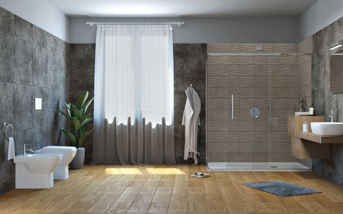 Ristrutturazione completa del bagno in 5 giorni - Bagnitaliani ...