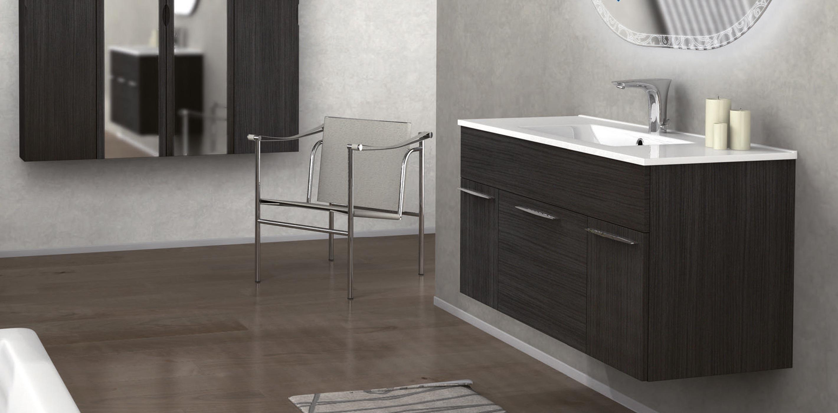 Ristrutturazione completa del bagno in 3 giorni bagnitaliani - Ristrutturazione del bagno ...