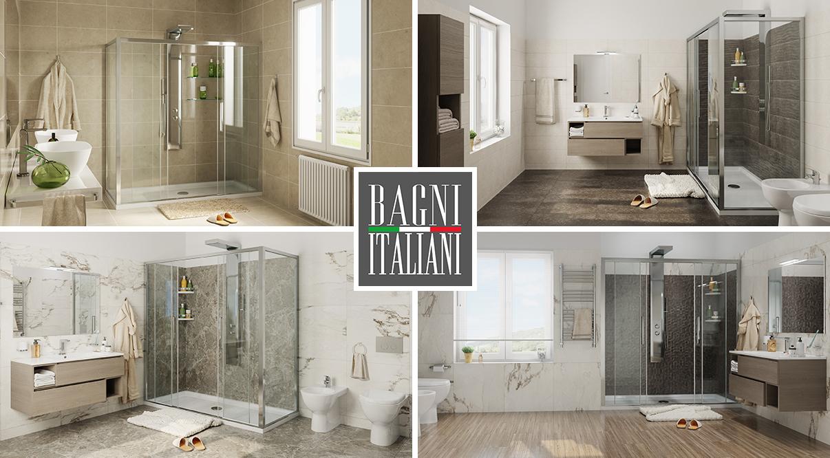 Ristrutturazione completa del bagno in 5 giorni - Bagnitaliani