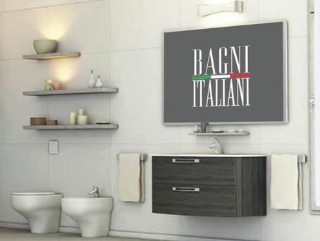 Tag mobiletto bagno monviso bagnitaliani - Mobiletto bagno ...
