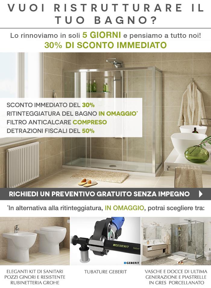 Palombara volley ristruttura il tuo bagno e ricevi in - Ristruttura bagno ...