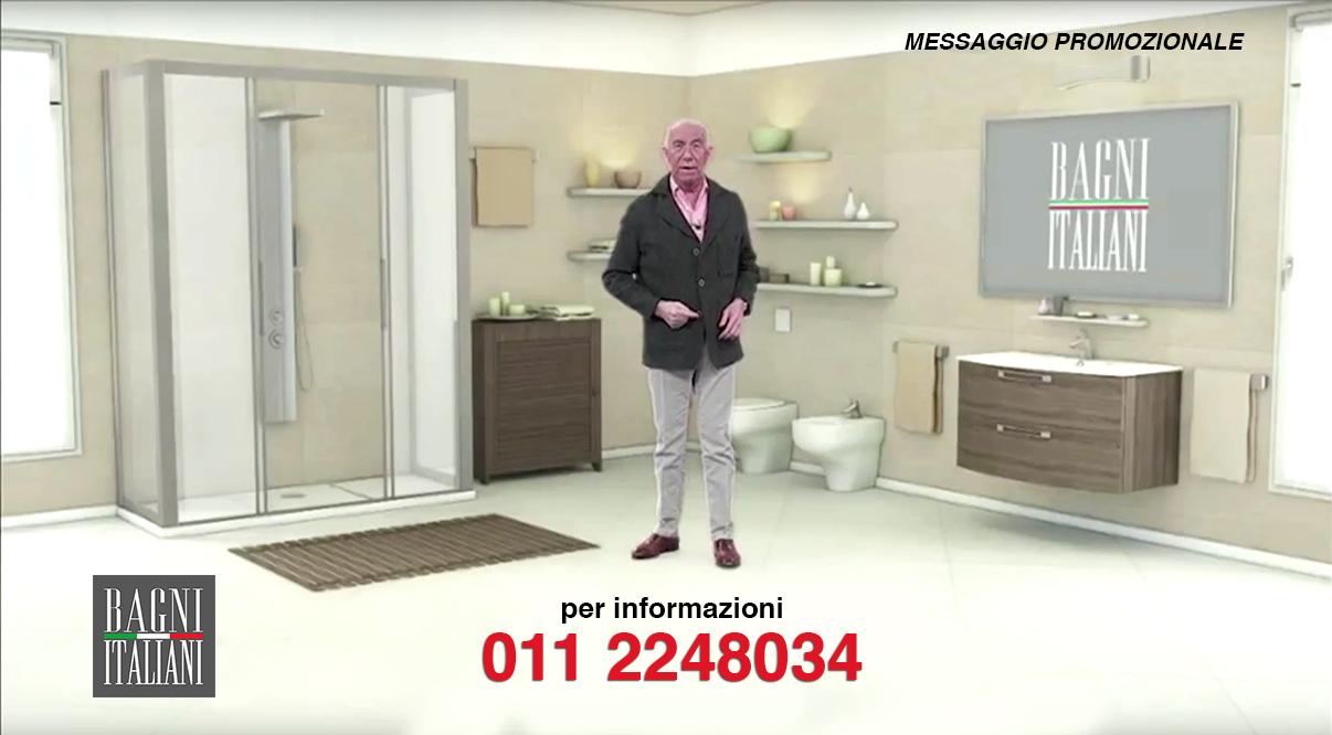 Ristrutturazione completa del bagno in 3 giorni bagnitaliani - Bagni italiani catalogo ...